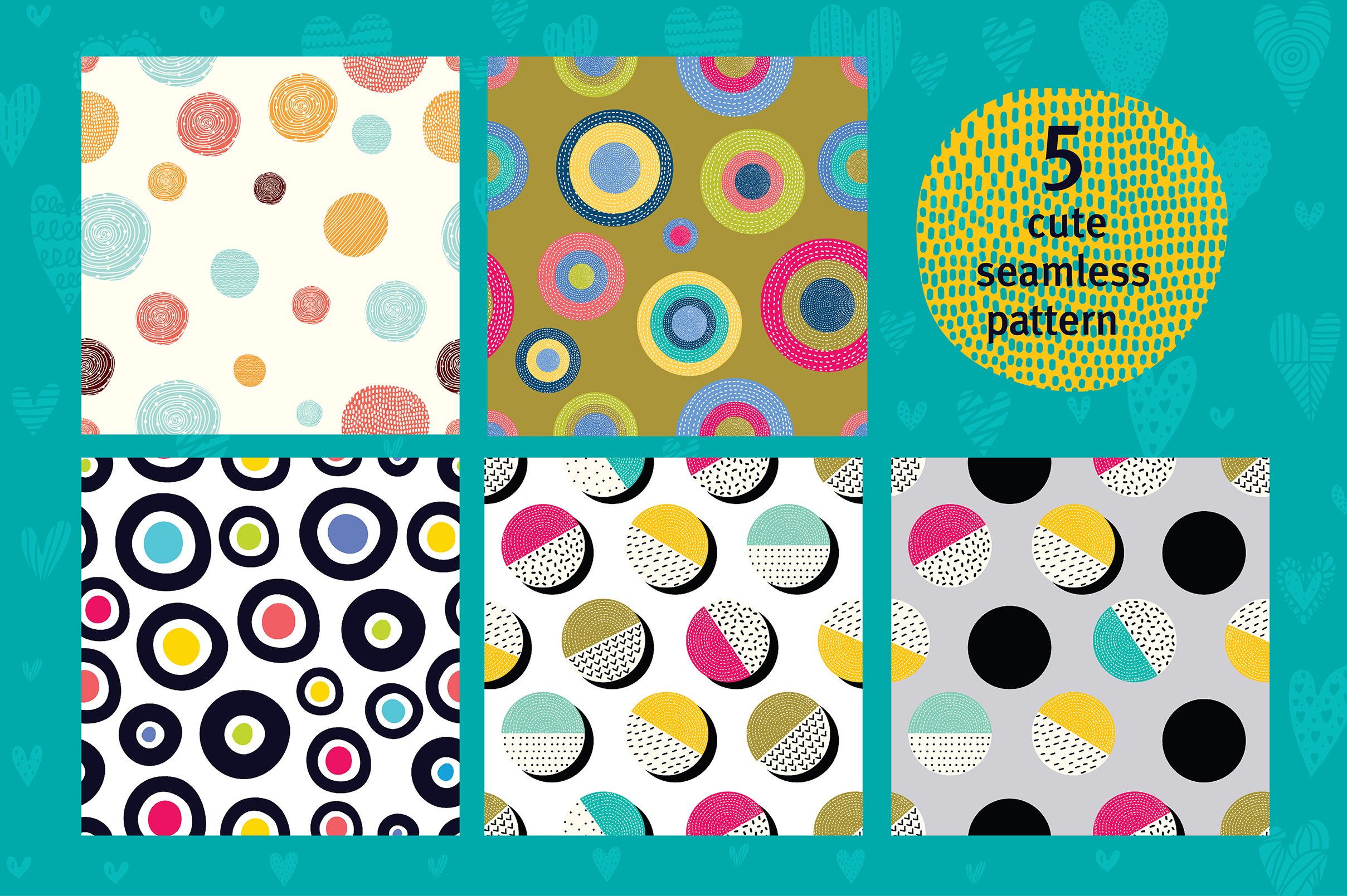 Love polka dots! example image 4