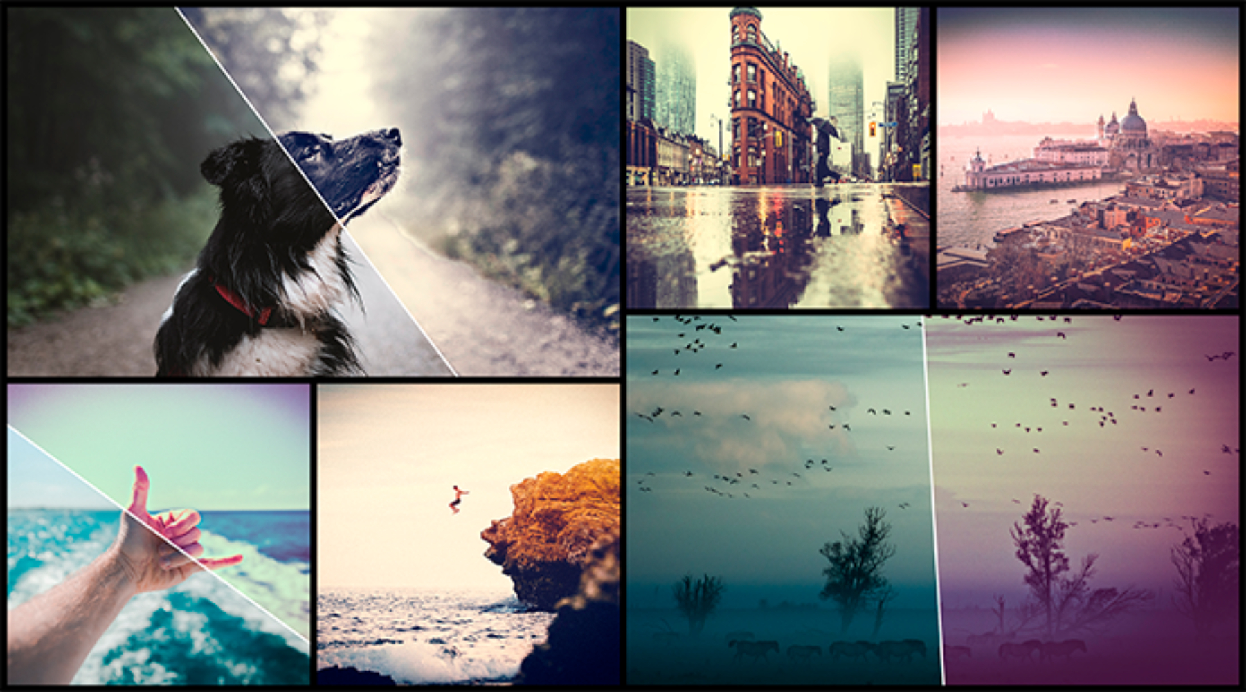 1000 Unique Lightroom Presets example image 12