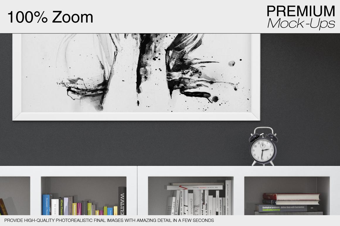 Pillows & Frames Set example image 9
