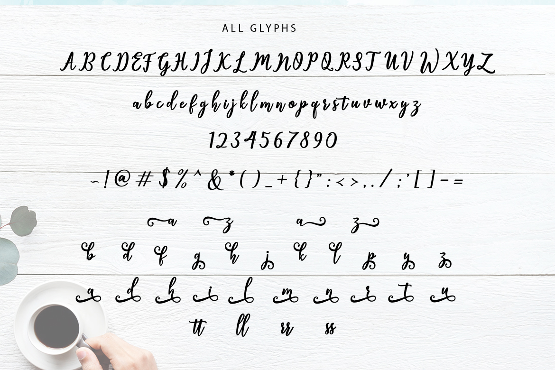 Thatcher script example image 6