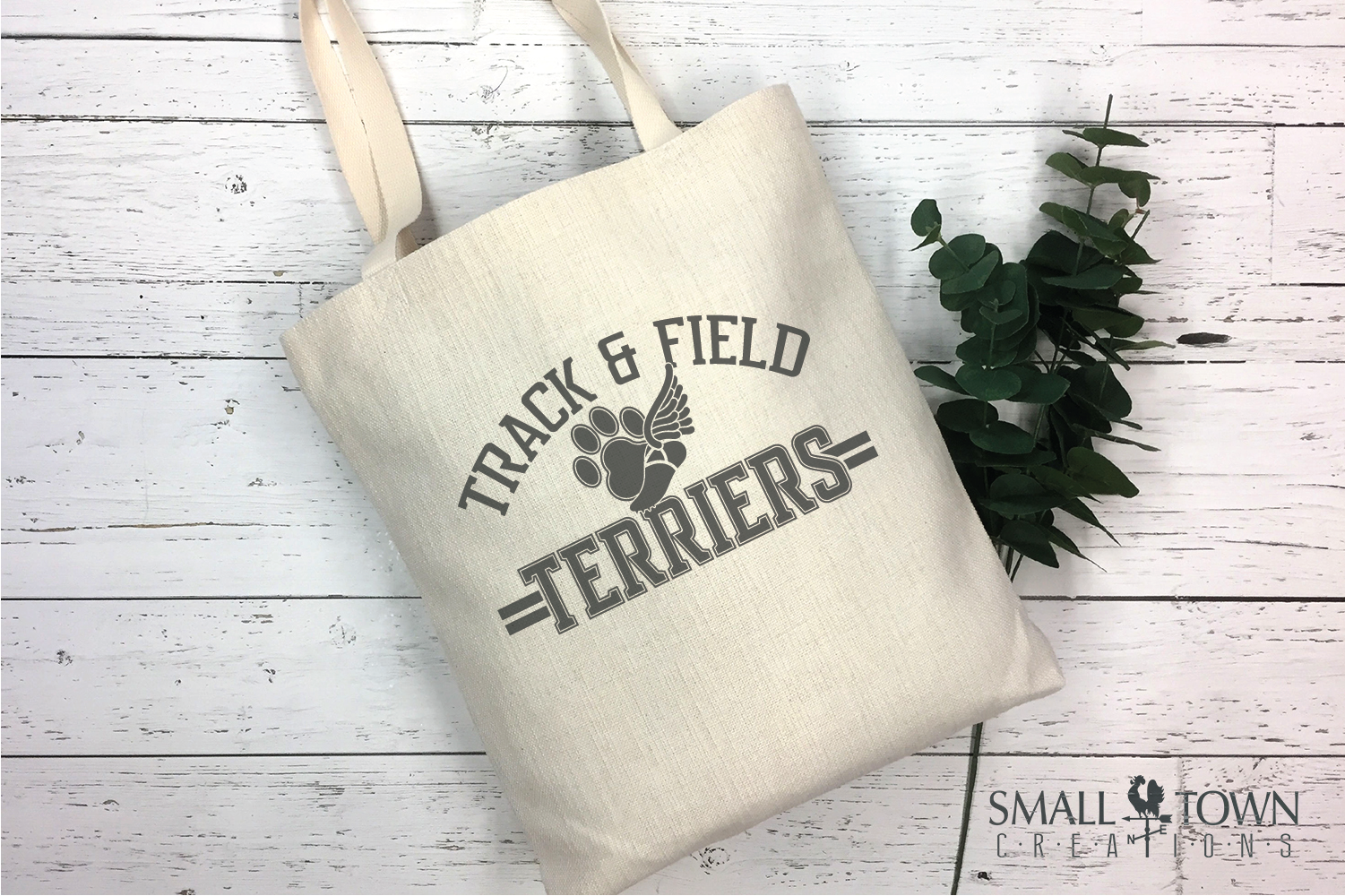 Terrier, Track and Field, Team, Logo, PRINT, CUT, DESIGN example image 4