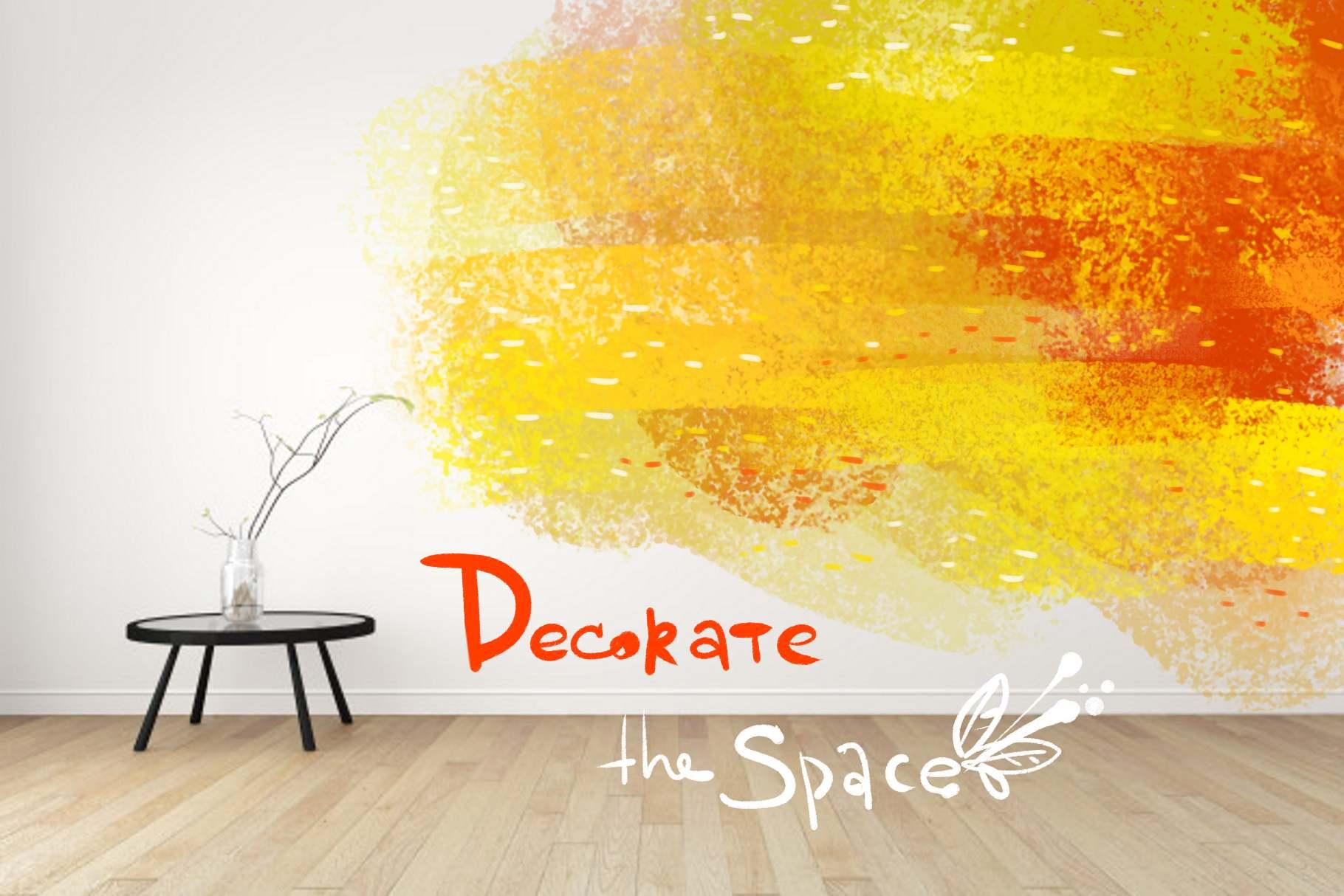 Warm Autumn sunny pastel backgrounds example image 4
