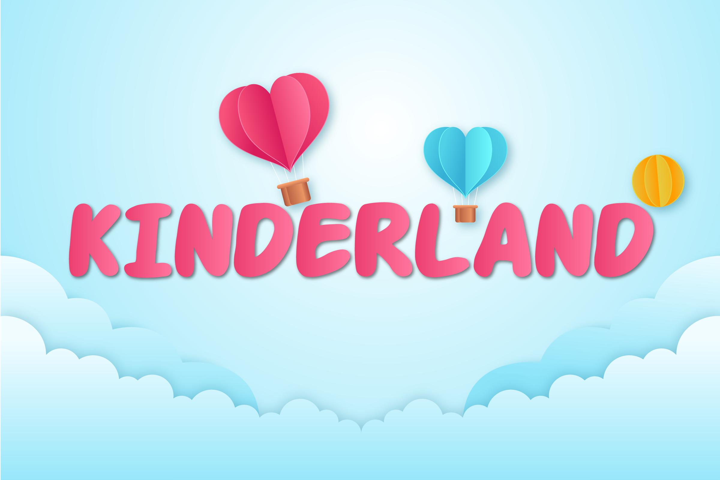 Kinderland example image 1