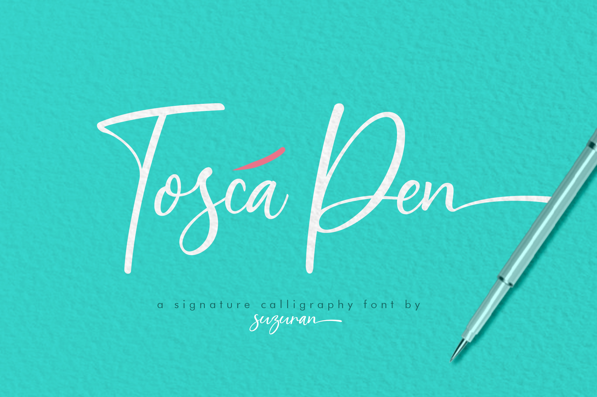 Tosca Pen Script example image 1