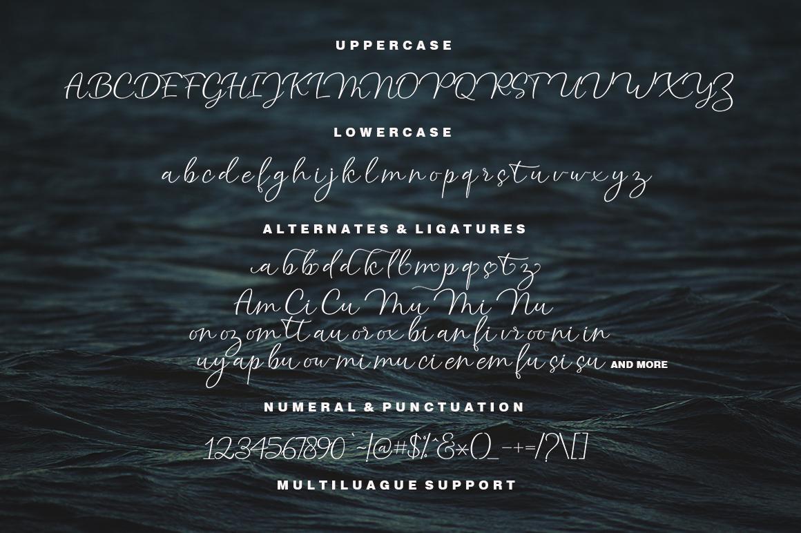 atlantic script example image 4
