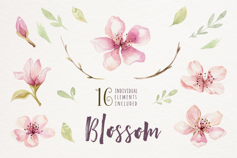 Blossom. Spring spirit example image 3