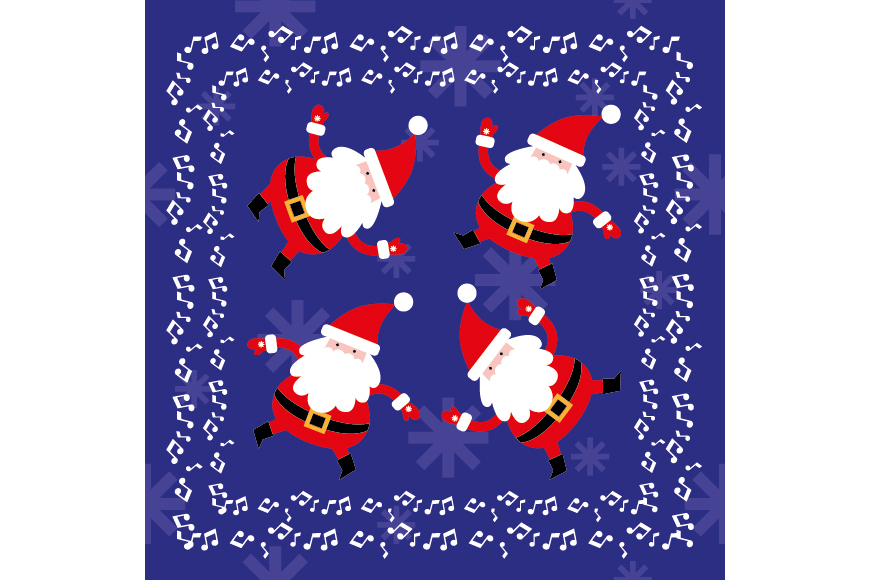 Christmas Patterns Collection. 12 of the jpeg files in resolution 4167*4167 px and 12 files eps8. example image 11