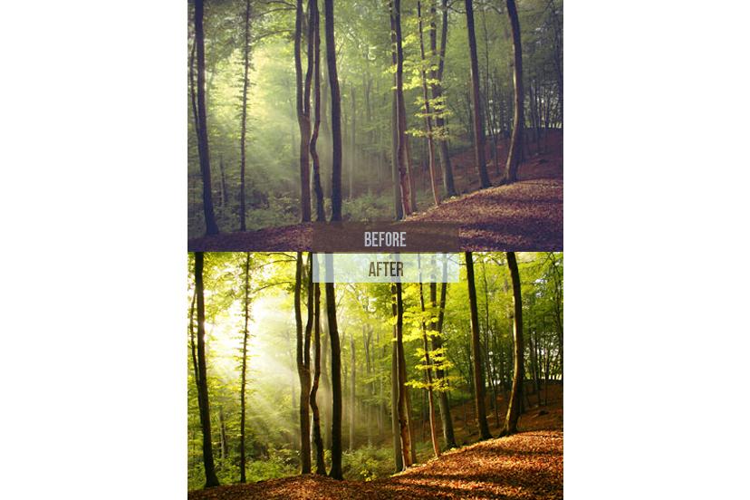 269 Premium Landscape Lightroom Presets (Presets for Lightroom 5,6,CC) example image 4