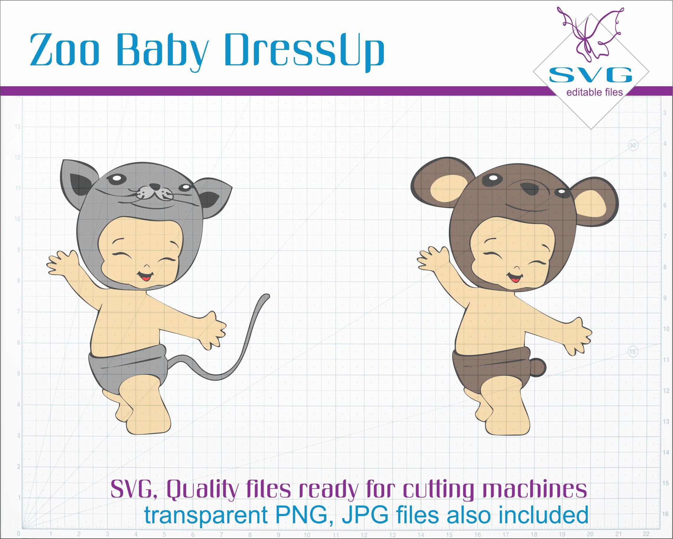 Zoo Baby Dressup example image 3