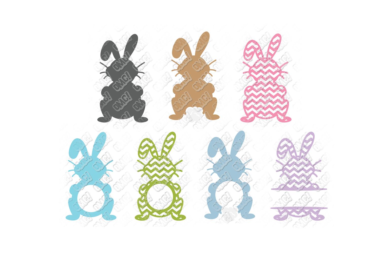 Easter SVG Bundle in SVG, DXF, PNG, JPG, EPS example image 5
