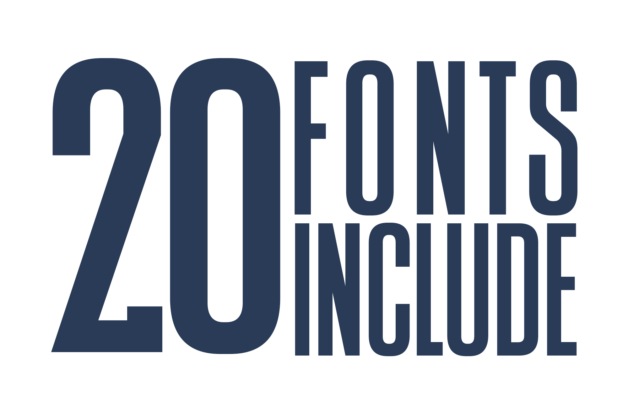 CONQUEST Sans & Slab Serif example image 11