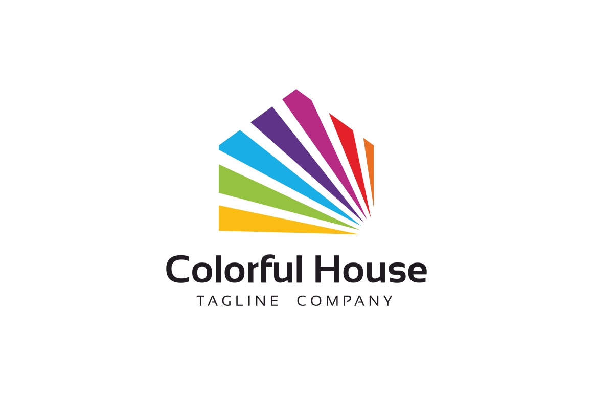 Color House Exclusive Logo example image 1