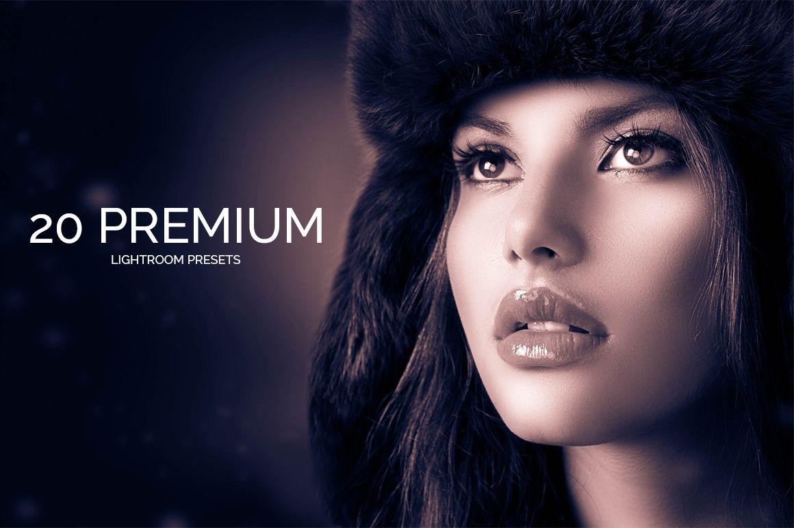 Royal Black&White Lightroom Presets example image 2