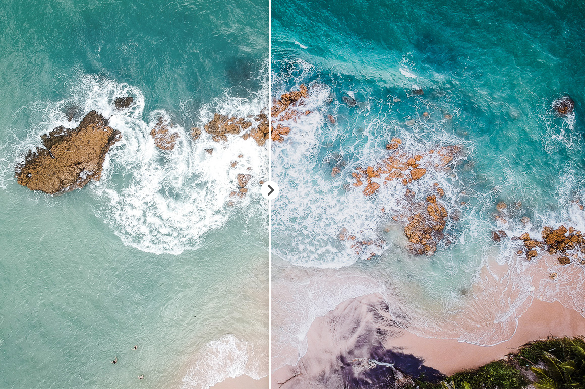 45 Lightroom Presets for Aerial Photography with Drones example image 16