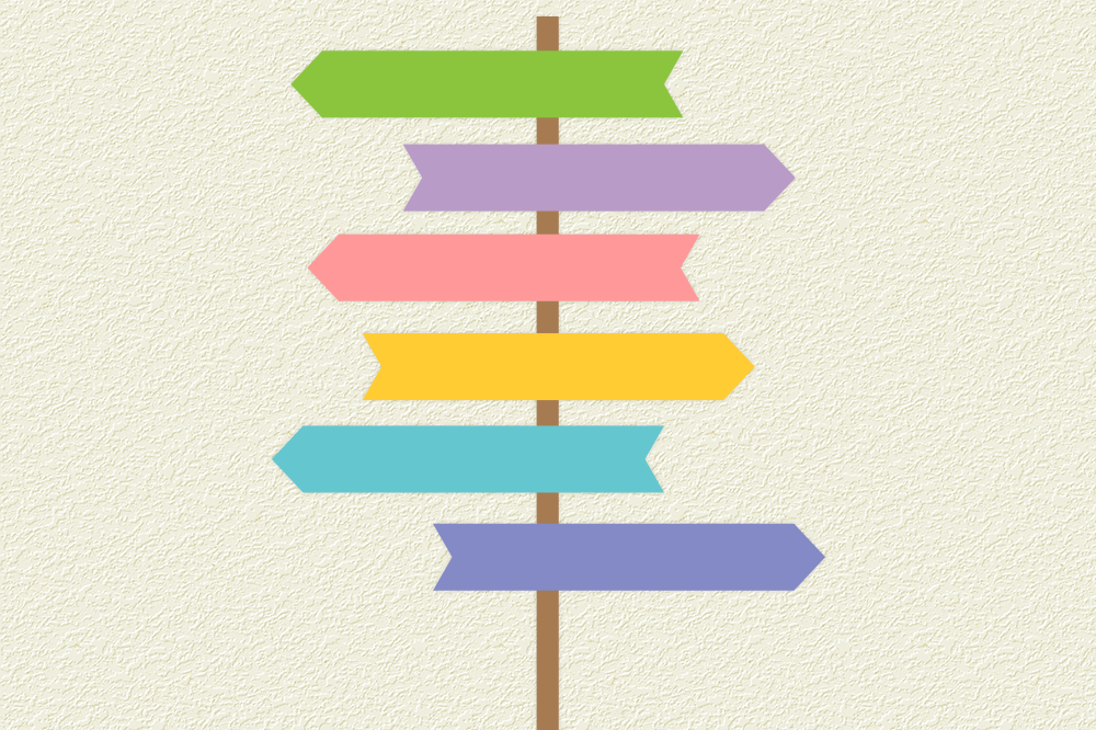Customizable Sign Post SVG File example image 4