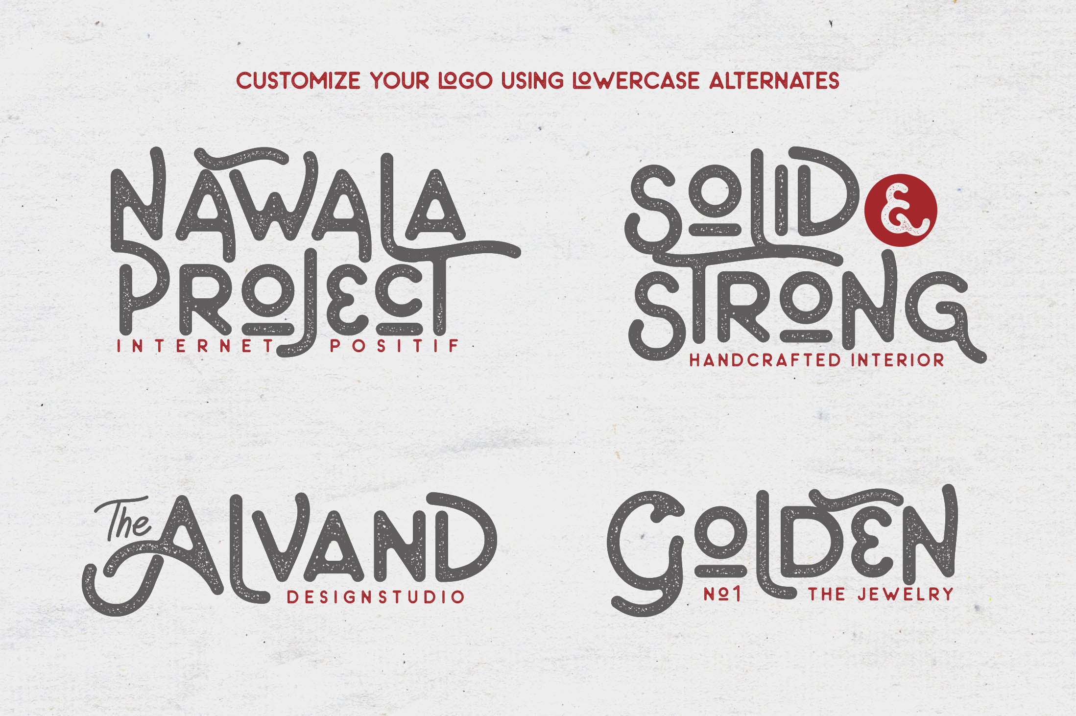 The Artland Typeface + Extras example image 3