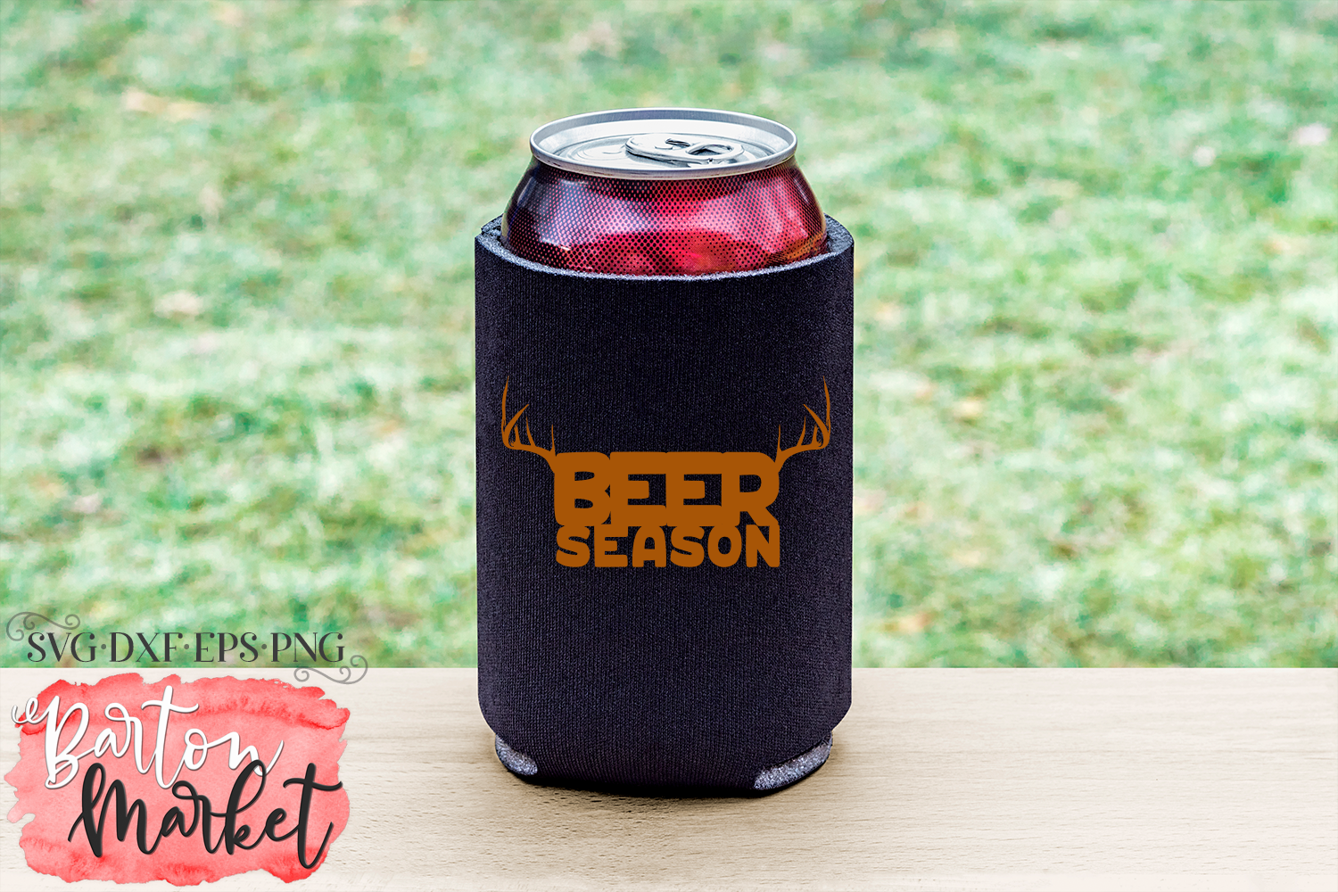 Beer Season SVG DXF EPS PNG example image 2