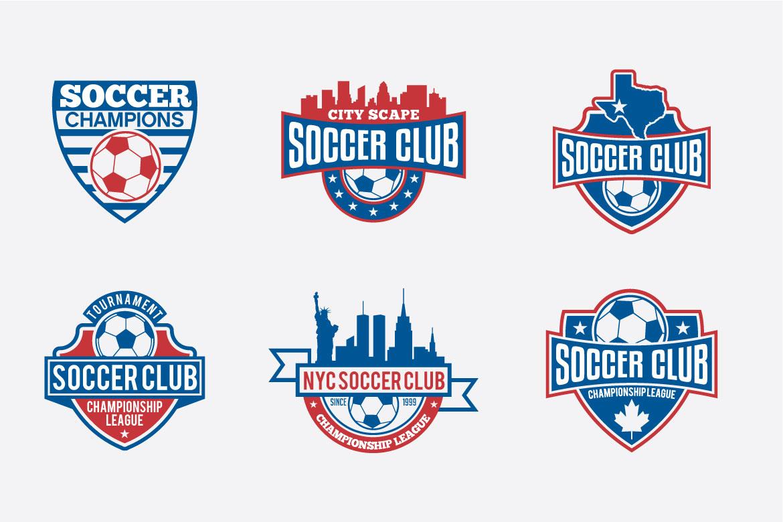 173 Sports Badges and Logo Bundle example image 11