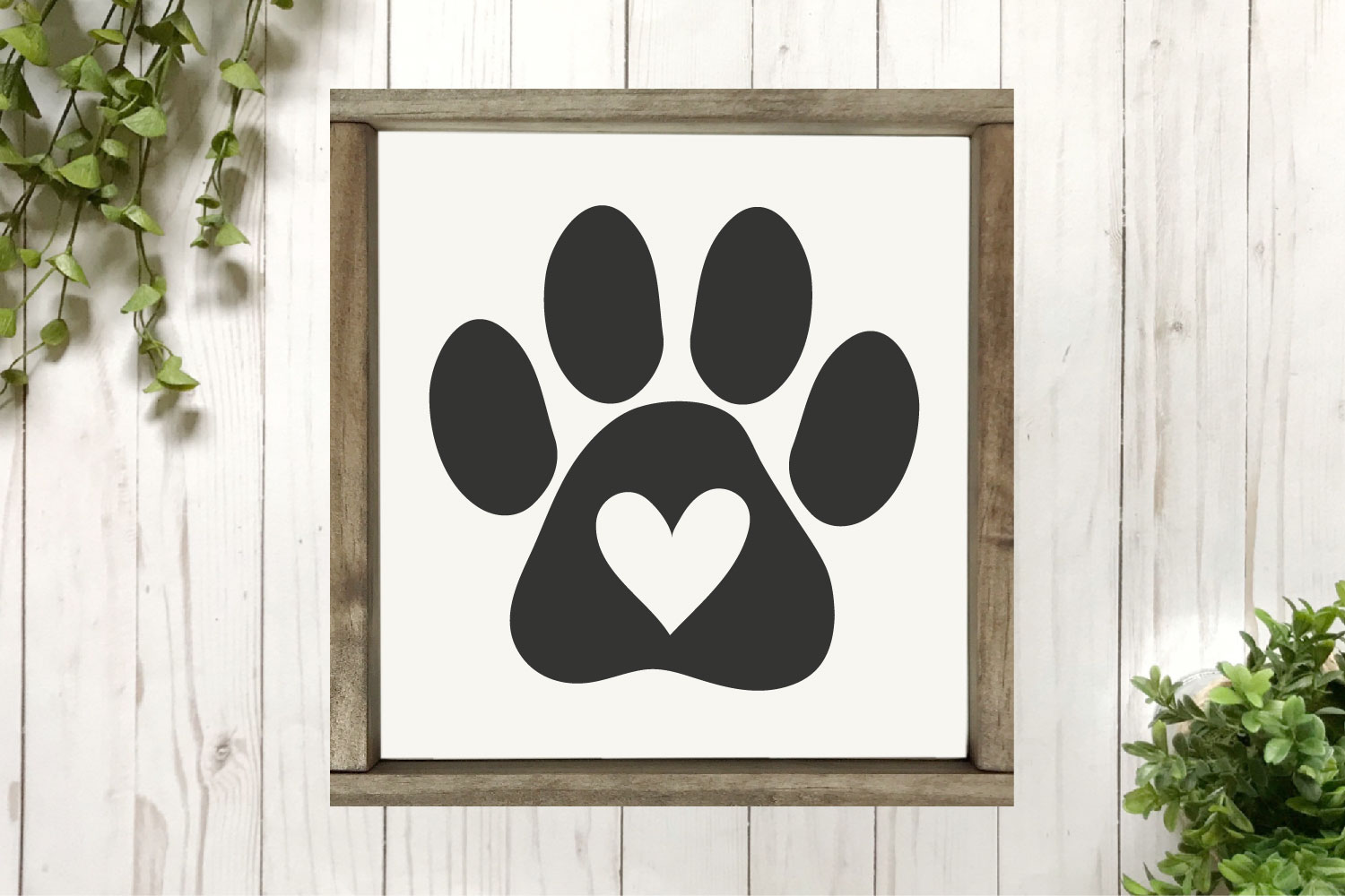 Dog SVG Bundle - Cut Files for Signs example image 8