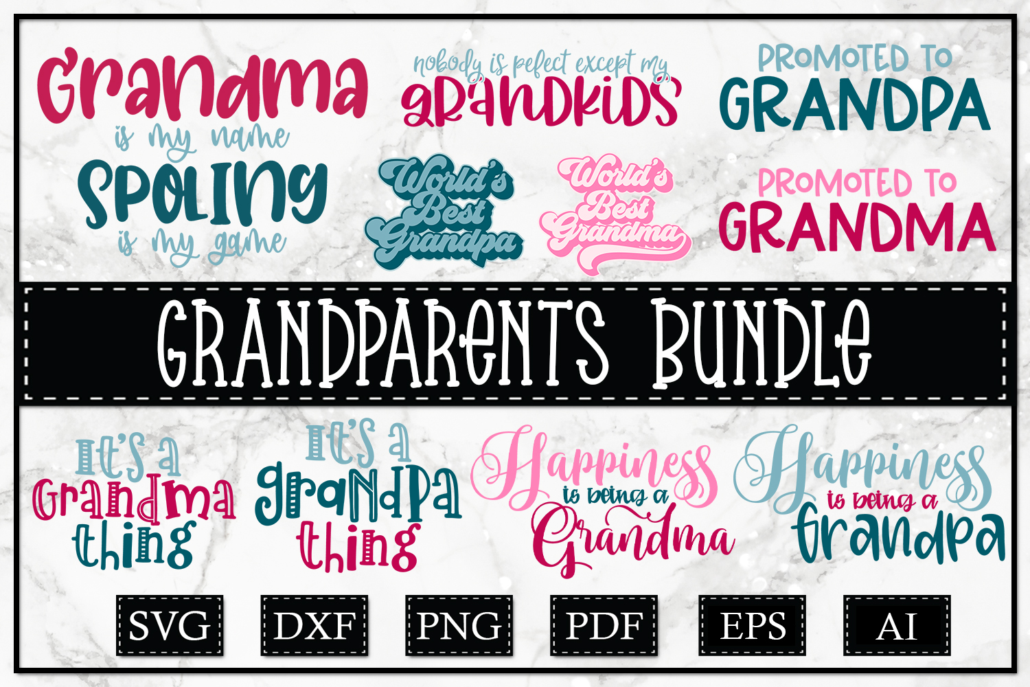 An Exceptionally Huge Bundle - Grandparents Edition example image 3