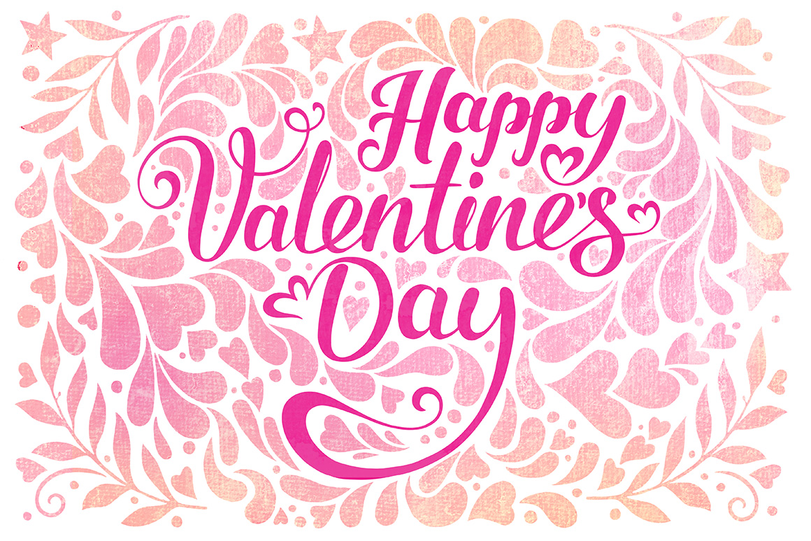 Hugs & Kisses in the Valentines day! example image 8