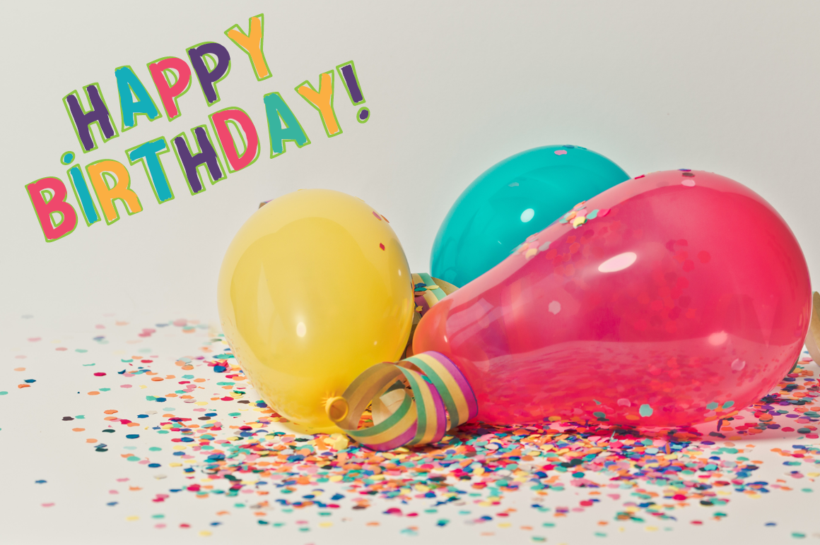 Surprise Party Font Family for Kids, Birthdays and Fun! example image 4