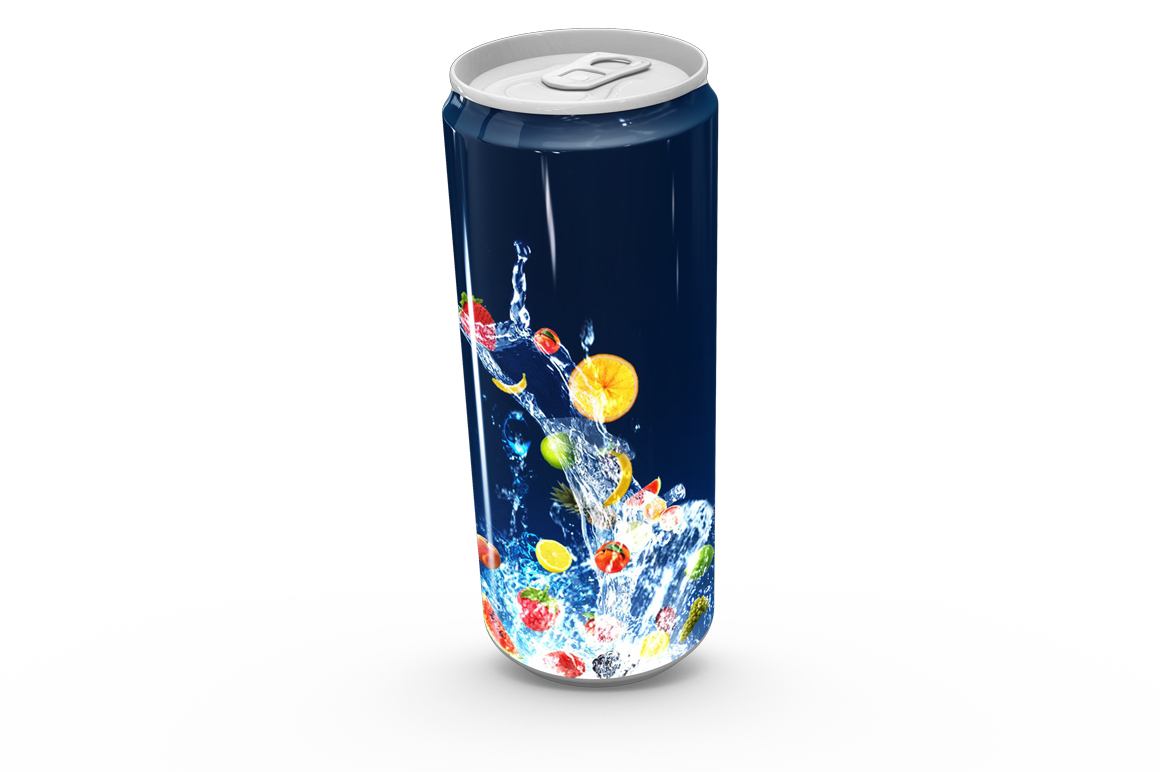Beer Can Mockup example image 11