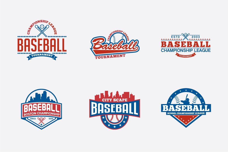 173 Sports Badges and Logo Bundle example image 5