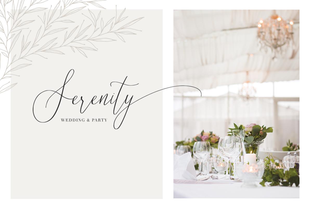 Audrey & Reynold - Luxury Script example image 5
