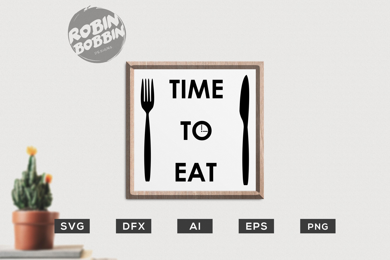 Kitchen Quotes SVG Bundle 48 Designs, Kitchen Sign SVG Files example image 6