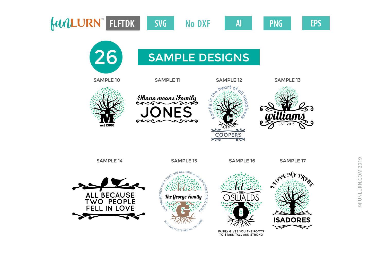 The Family Tree Design Kit example image 12