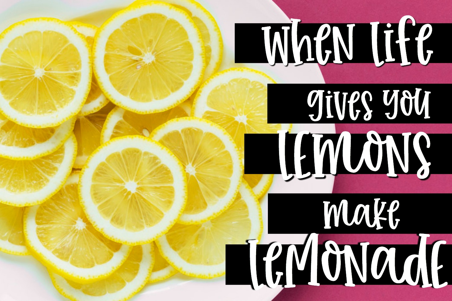 Farmhouse Lemonade - Handwritten Font example image 4