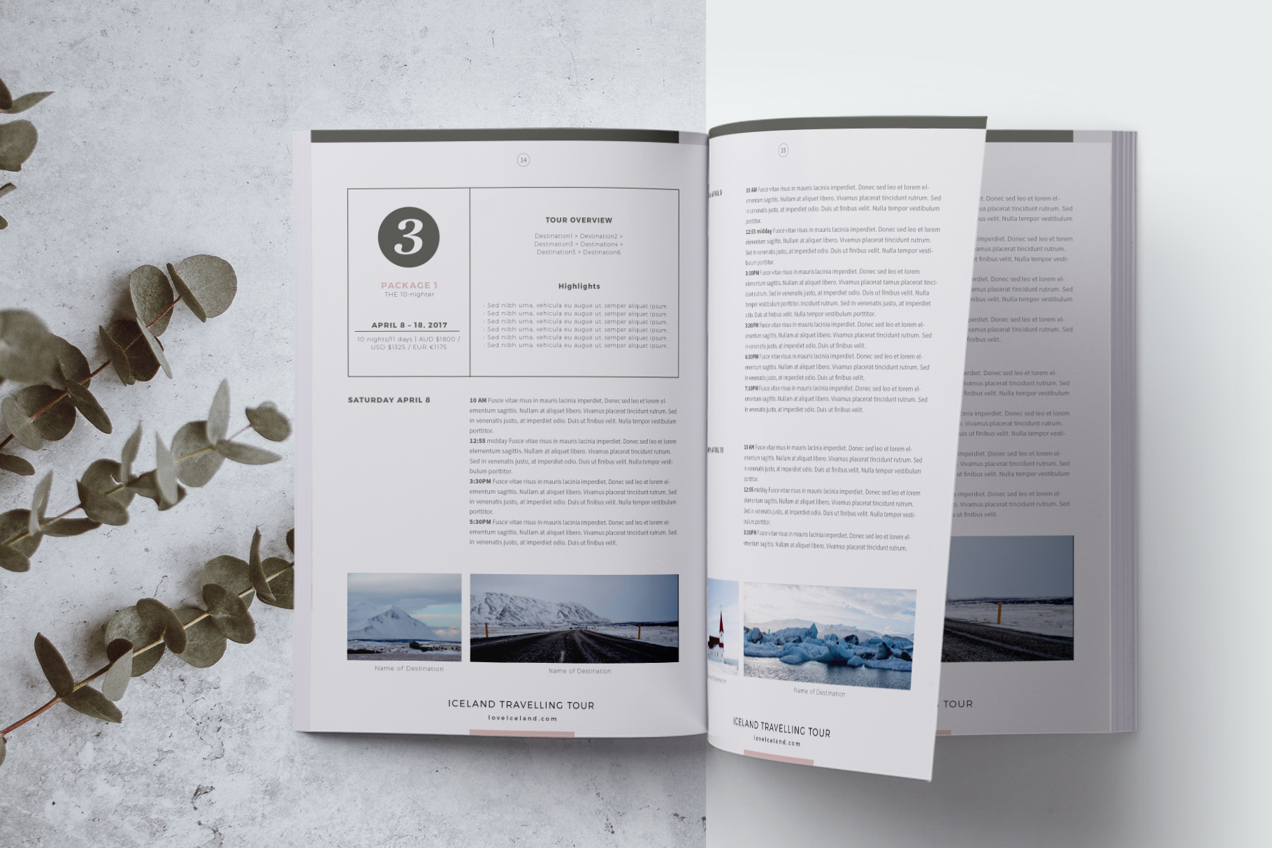 Travel Agency Guide example image 8