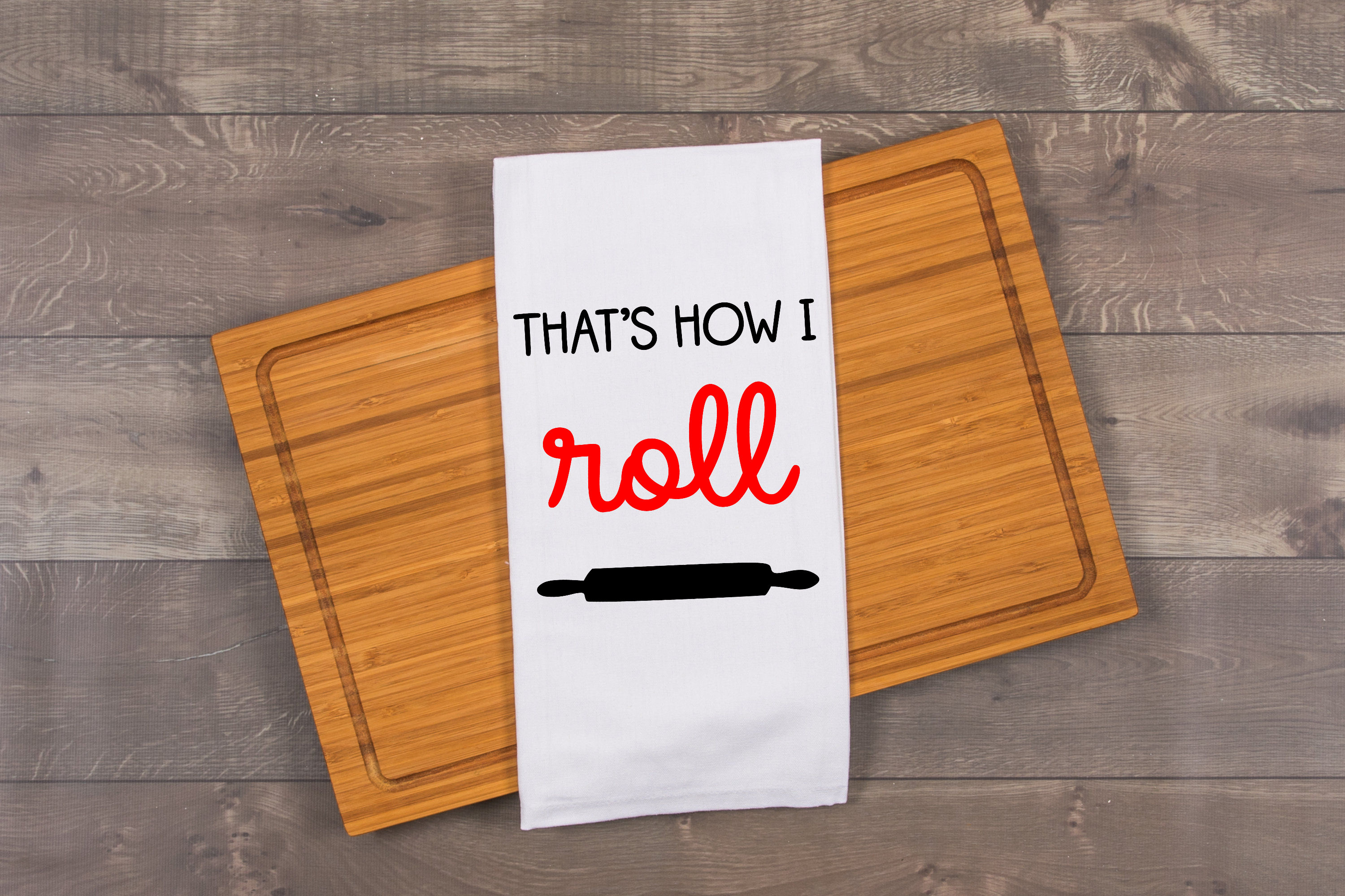 That's how I roll SVG - Kitchen SVG example image 2