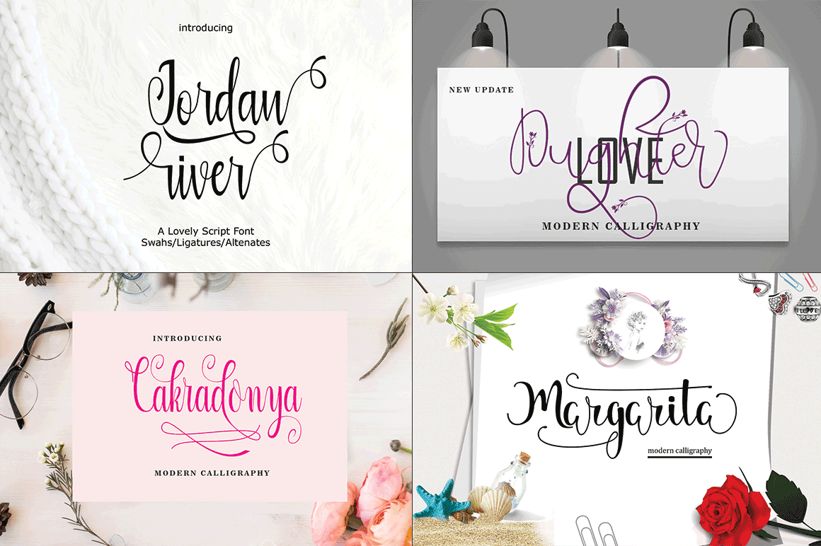 20 Incredible Handwritten Fonts example image 6