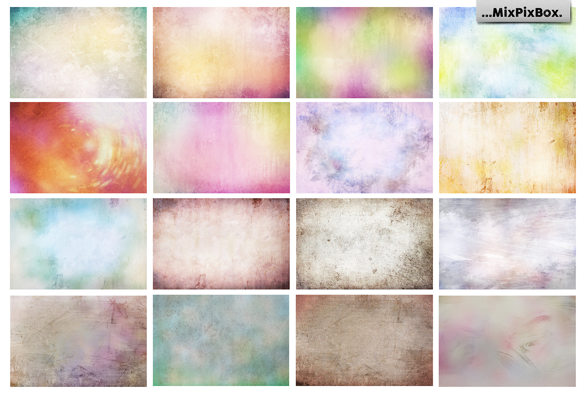 Pastel Fine Art Textures example image 5