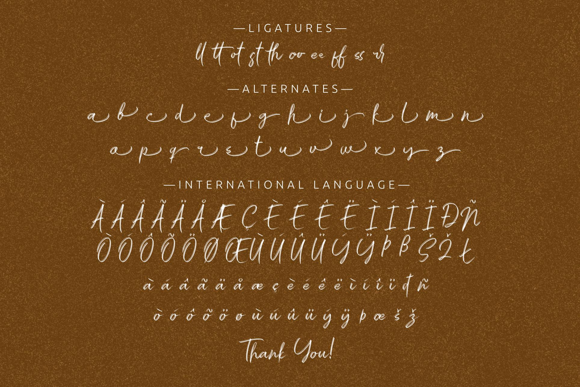 Salim - Handwritten Font example image 13