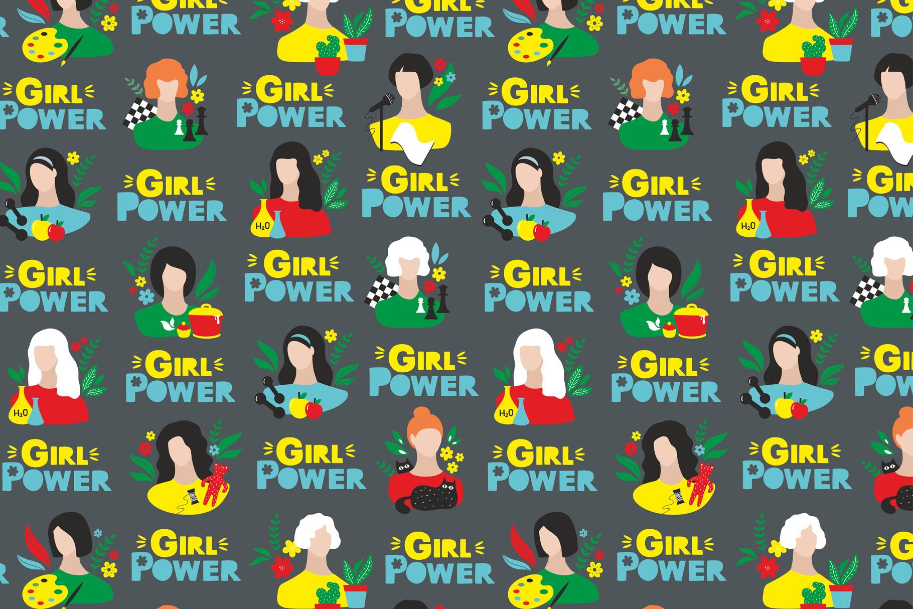 Girl power example image 4