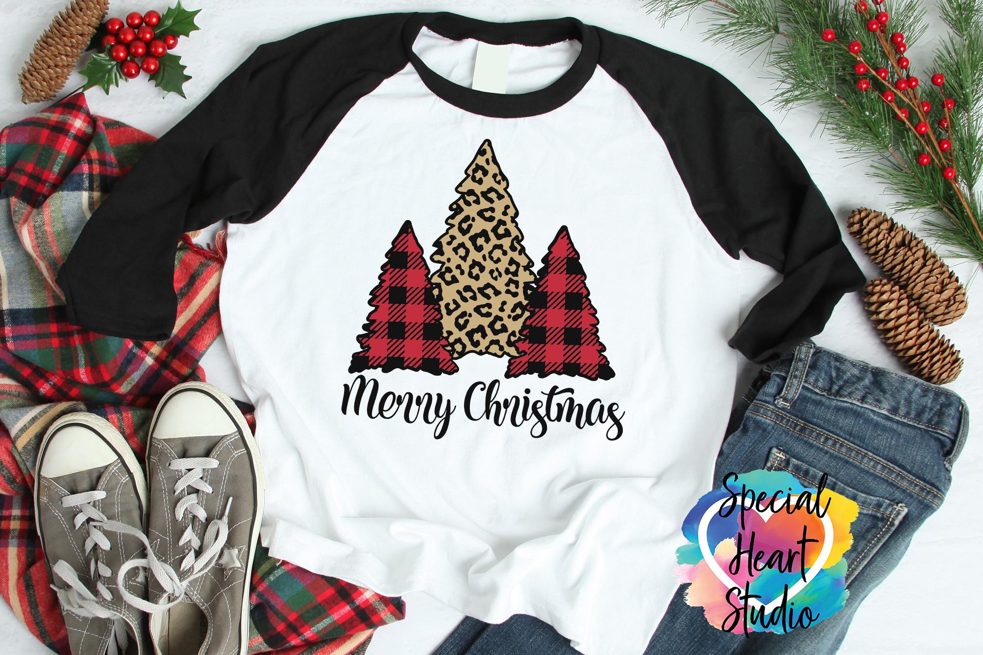 Christmas SVG Bundle - A Christmas Shirt SVG Cut File Bundle example image 6