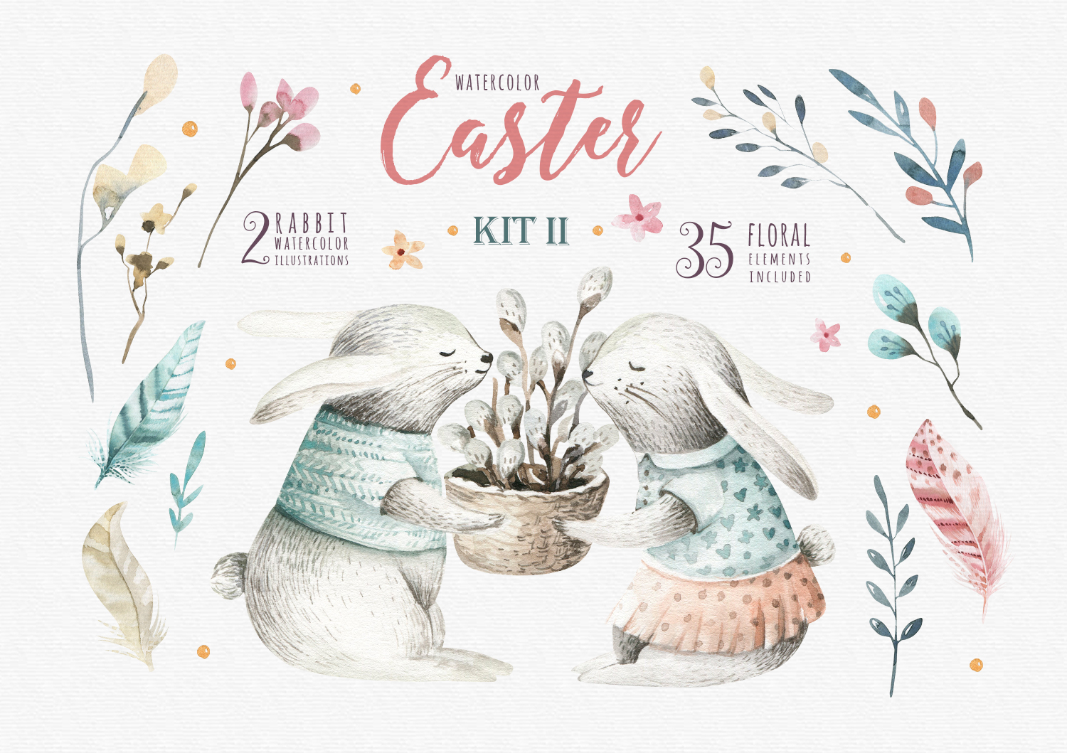 50% Spring &Easter collection example image 21