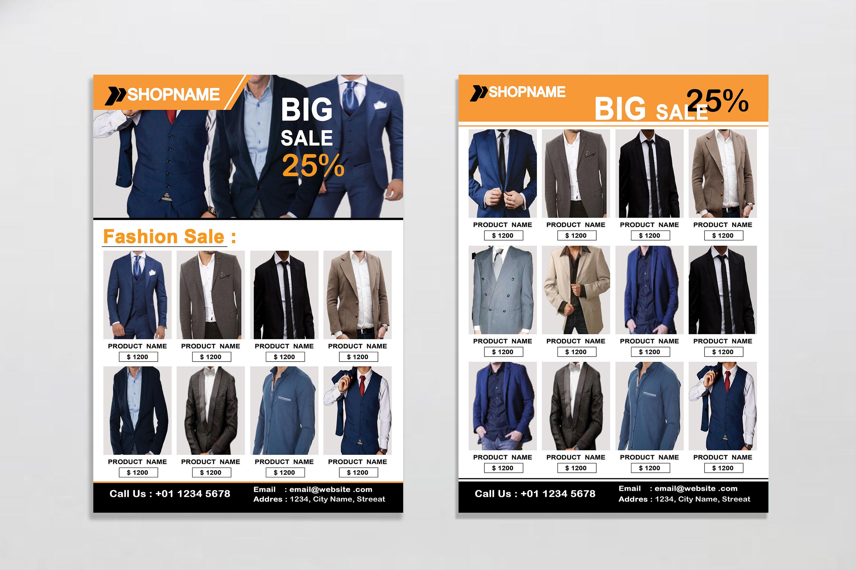 Flyer - Fashion example image 4