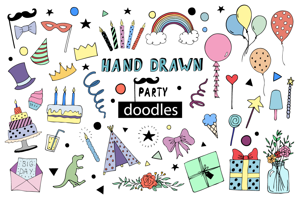 KIDS Party! Huge bundle example image 5