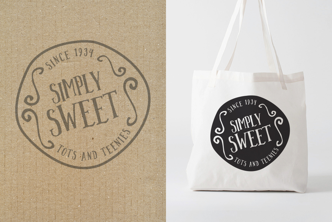 Handwritten font - Sweet September example image 2