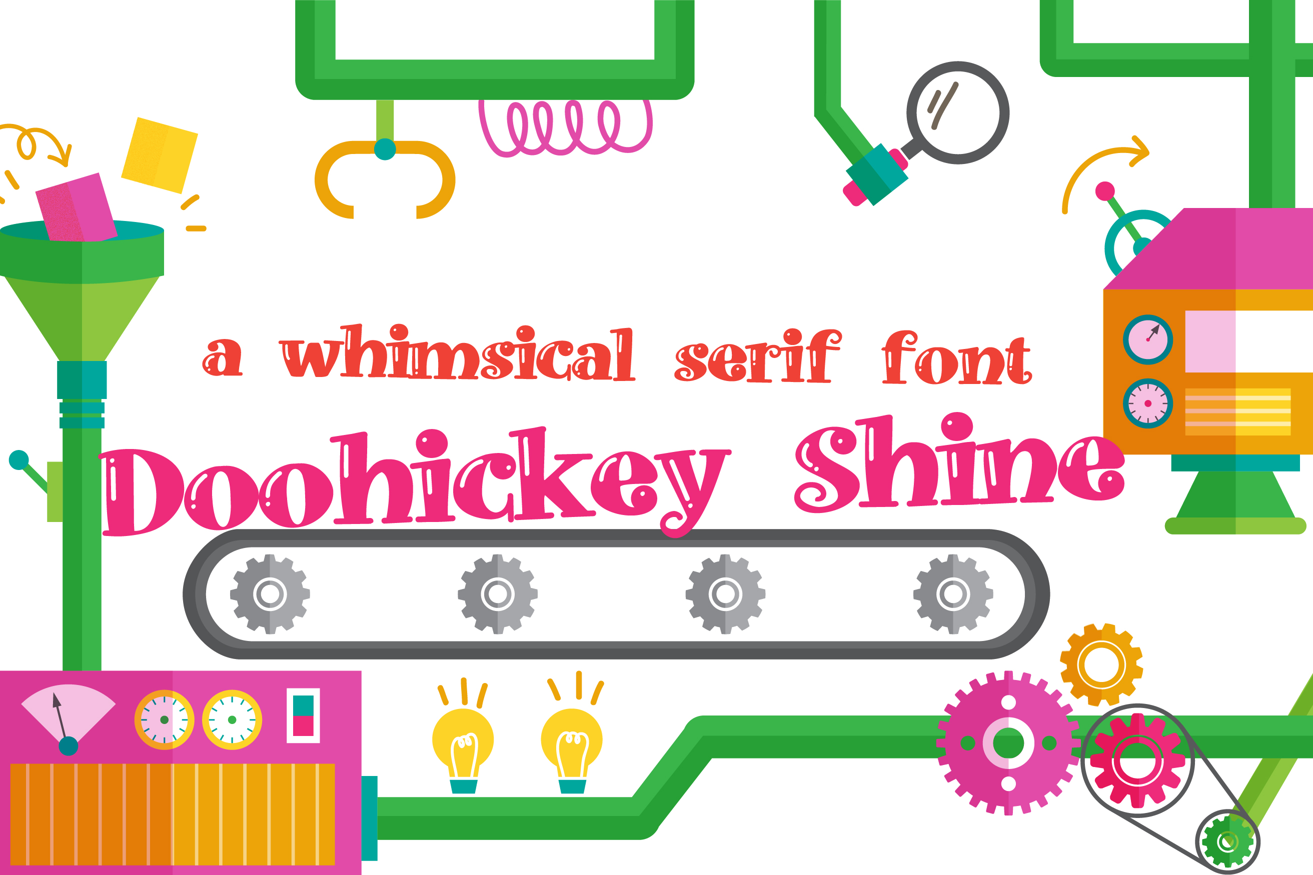 ZP Doohickey Shine example image 1