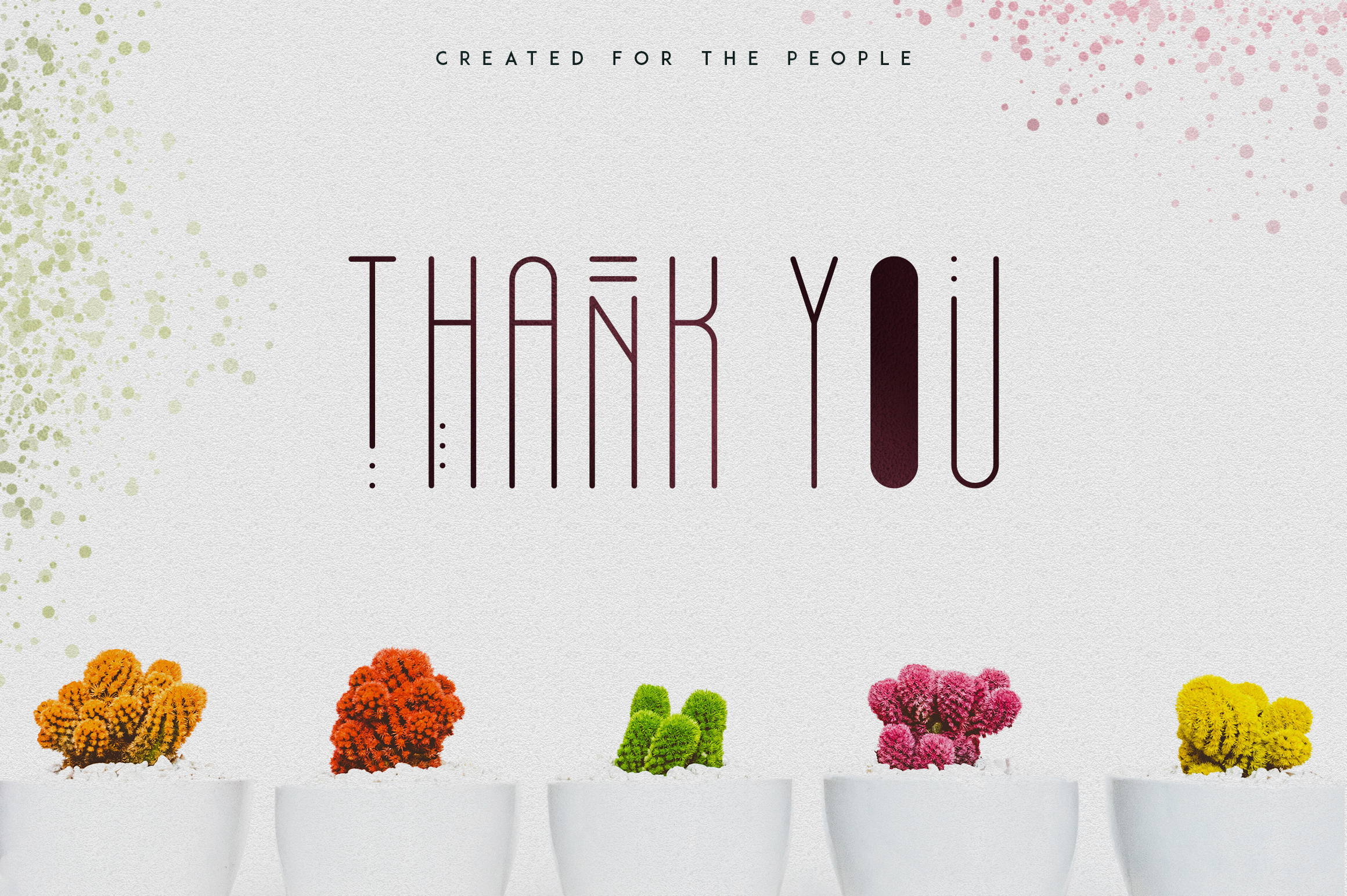 [Spring Vibes] April Display Font example image 10