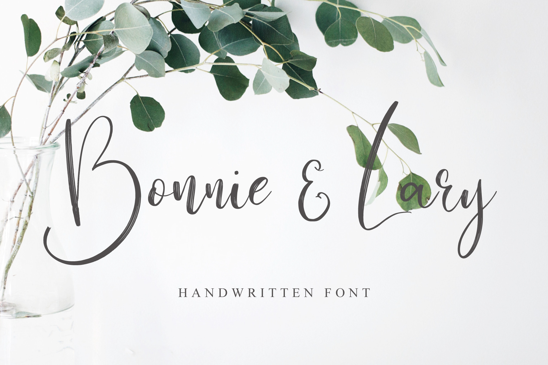 147 IN 1 Font Bundle SALE! example image 4