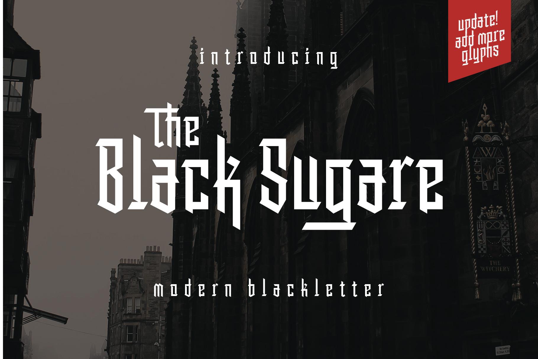 The Black Sugare example image 1