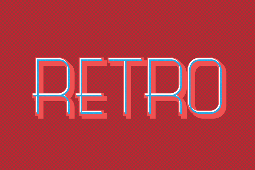 10 Retro Vintage Graphic Style for Adobe Illustrator example image 3