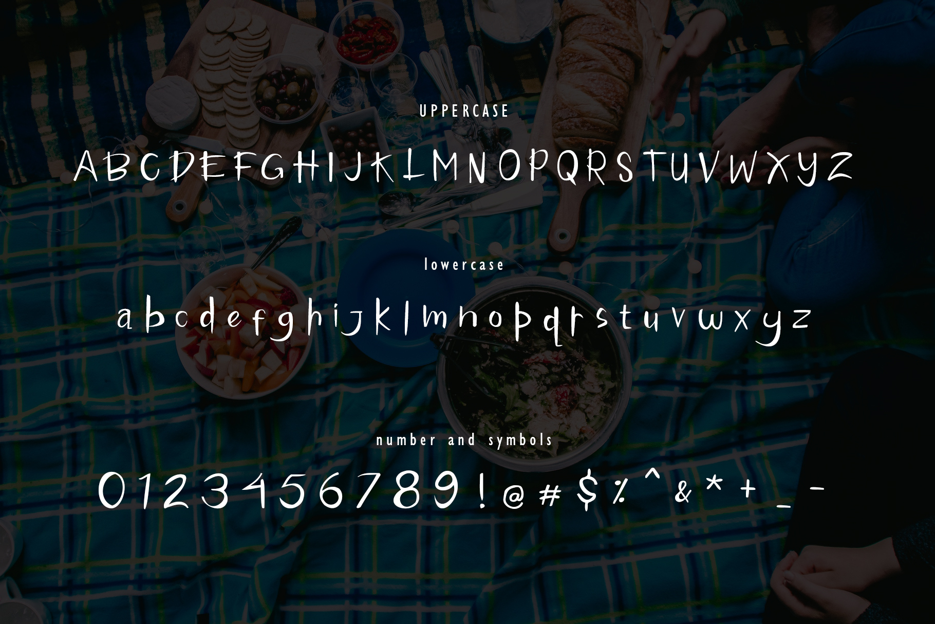 Picnic Time Handwritten Font example image 9
