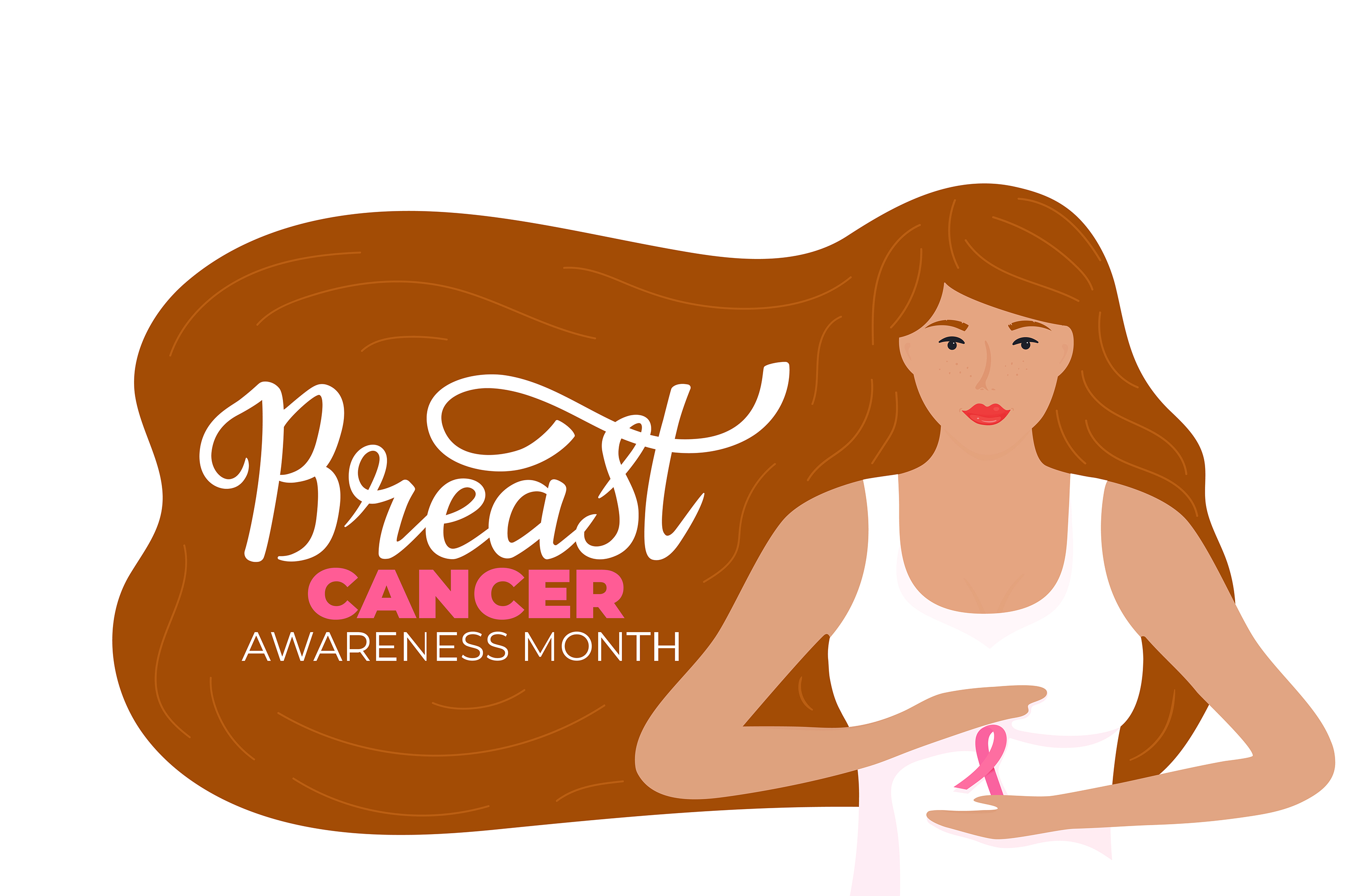 National Breast Cancer Awareness Month. example image 5